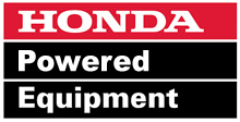 Honda Powered Equipment