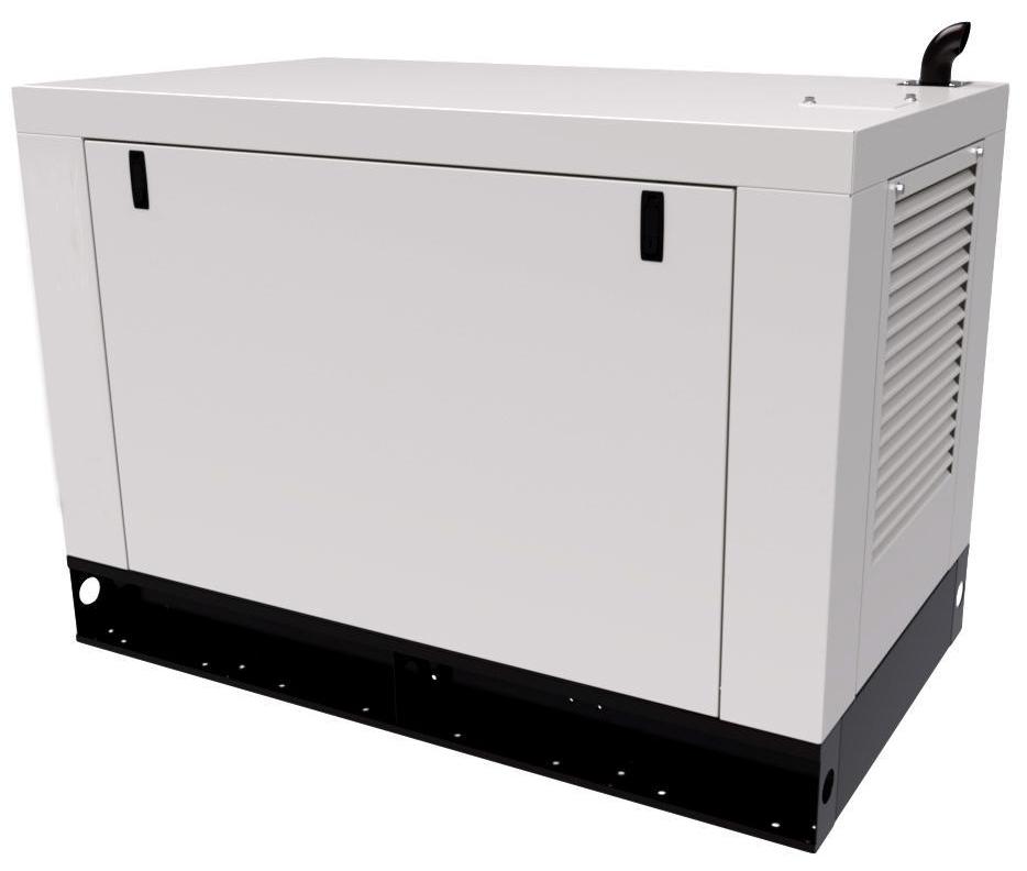 Diesel Industrial Diesel Generator - 13 kW Standby, 12 kW