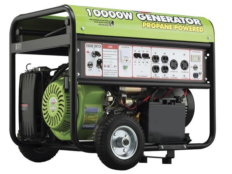 Generator Wattage Meter : All power america propane generator apg cn