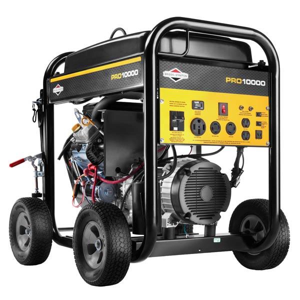 Generator Type / RV Portable Generators / Briggs & Stratton Portable