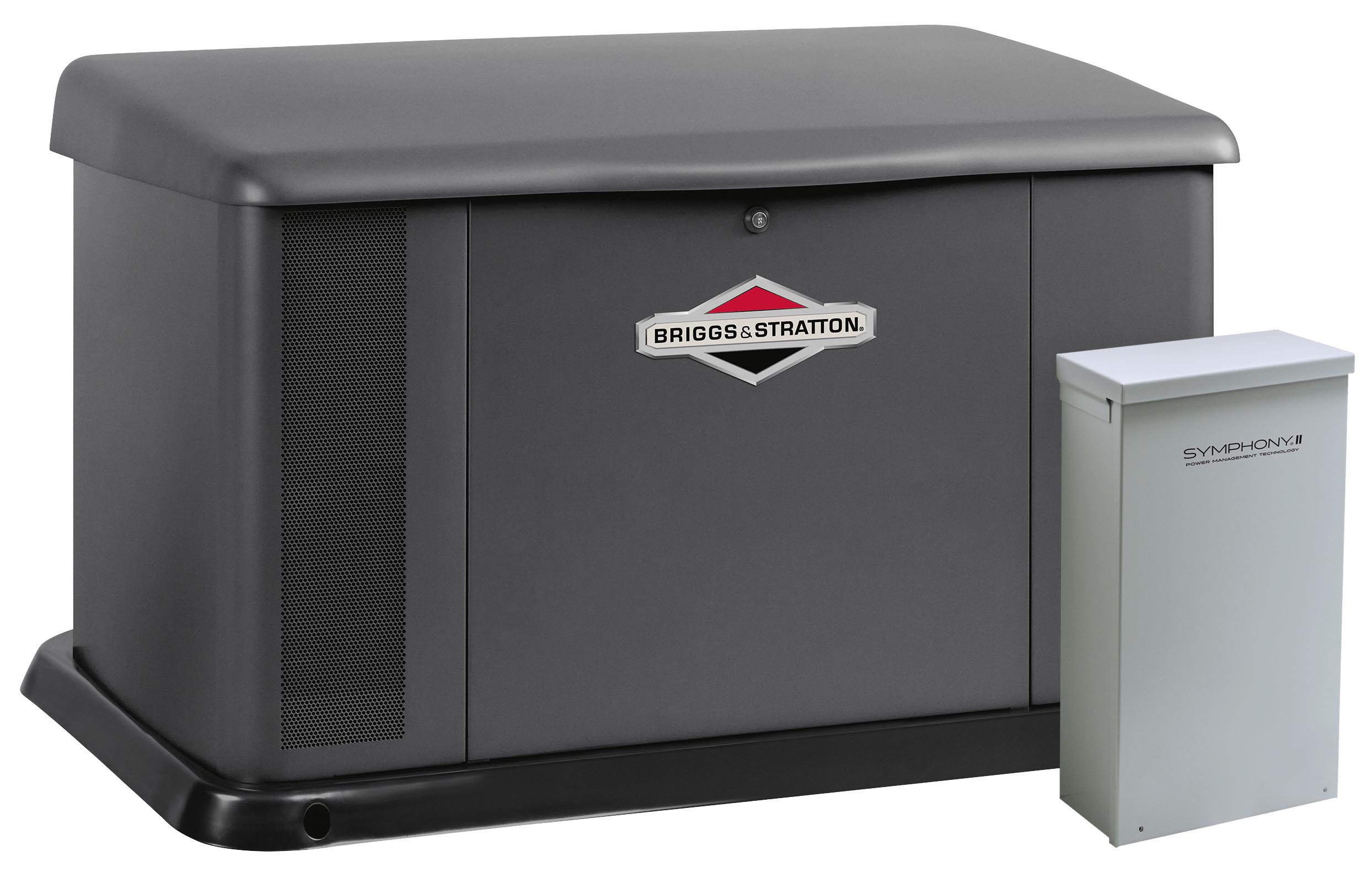 Briggs & Stratton Home Standby Generator - 20 kW, 100 Amp