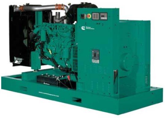Cummins Power Generation Diesel Standby Generator 80DSFAE