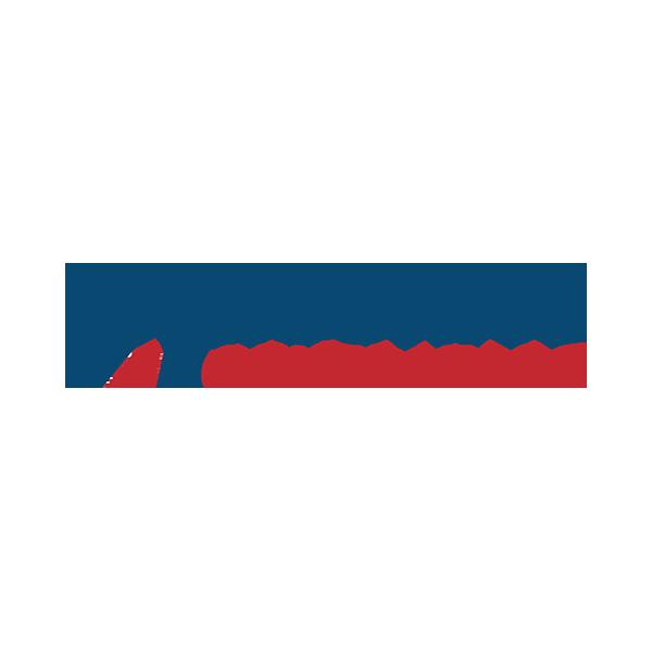 Mecc Alte 2-Bearing Belt Drive Generator - ECO46-1.5L/4, 2.208 MW, 380 Volt, 3-Phase, Dedicated Winding, 1800 RPM