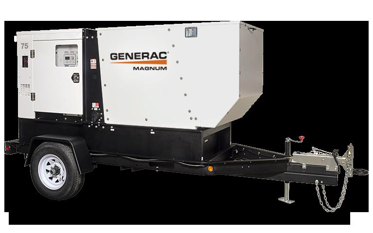 generac mobile diesel generator mmg75d 56 69 kw 56 86 kva generac mobile diesel generator mmg75d 56 69 kw 56 86 kva single or 3 phase skid or towable
