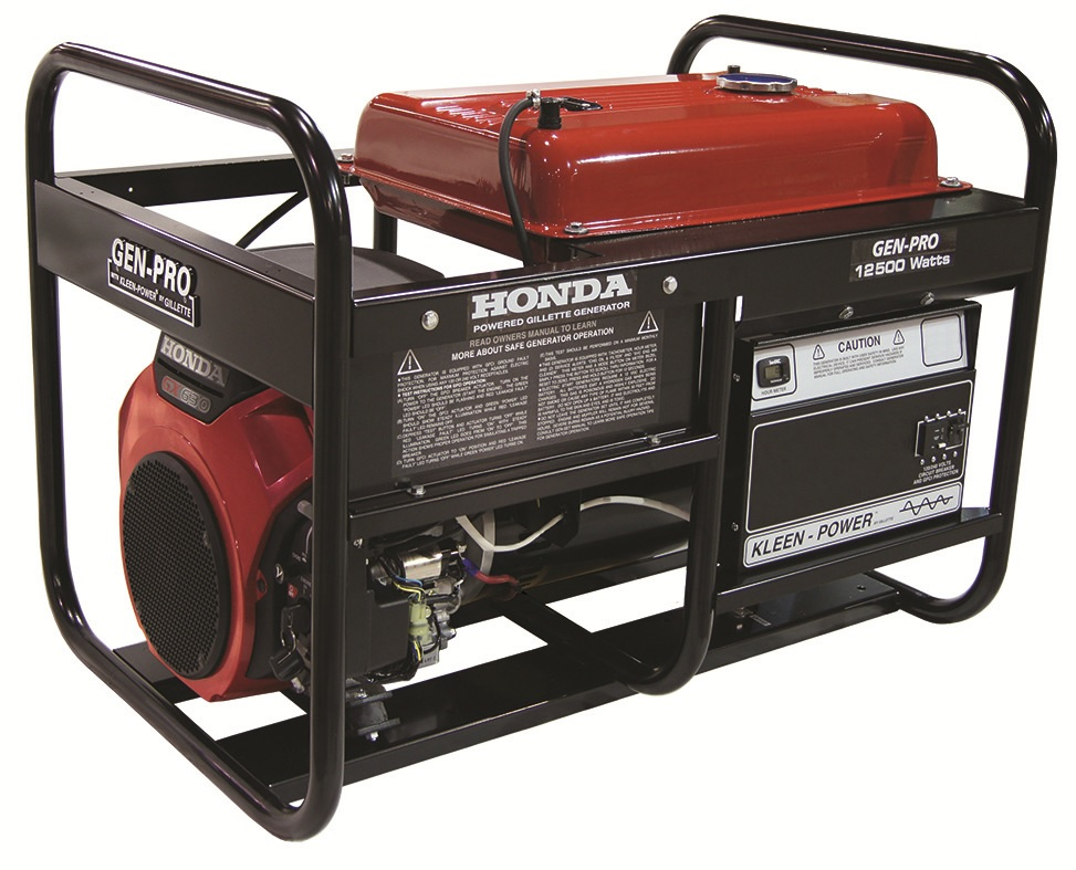 gillette portable 3 phase generator gpe 125eh 3 3 absolute generators rh absolutegenerators com honda generator owner's manual honda generator owner's manual eu3000is