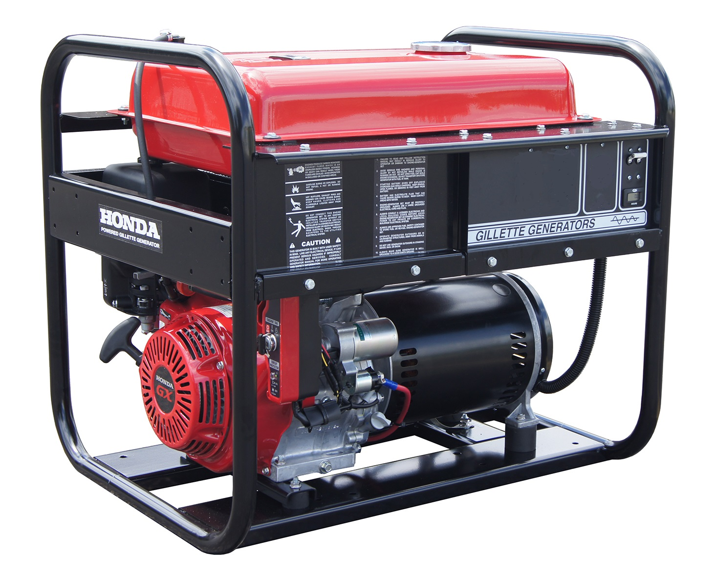 Gillette Portable 3 Phase Generator Gpe 55eh Absolute Generators Also 220 Volt Welder To Adapter On Cord Wiring