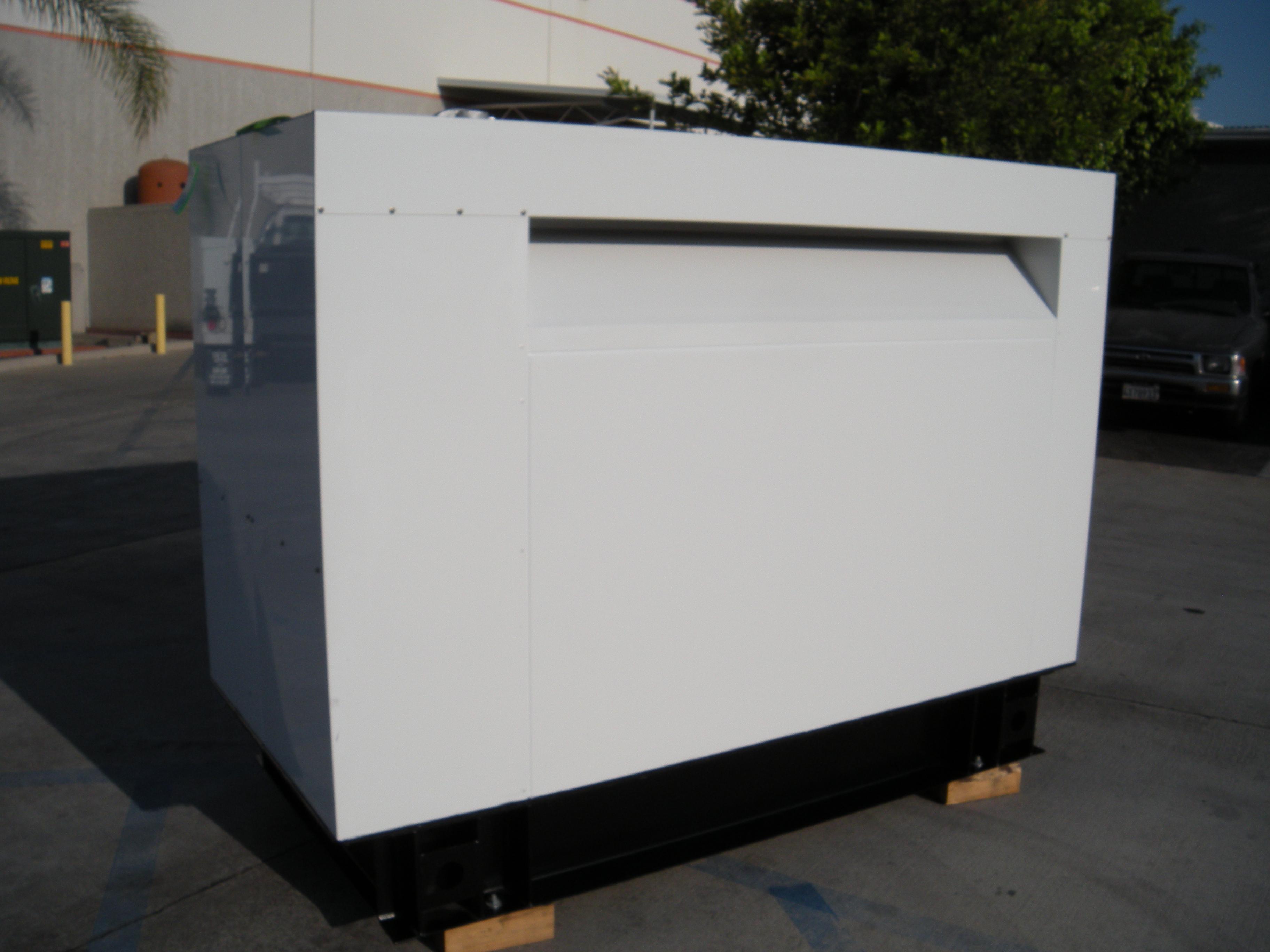 Multiquip Industrial Diesel Generator 30 kW 120 240V Single Phase