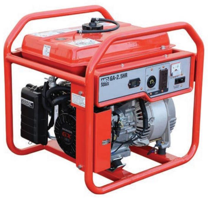 Multiquip Portable Generator- GA25HR