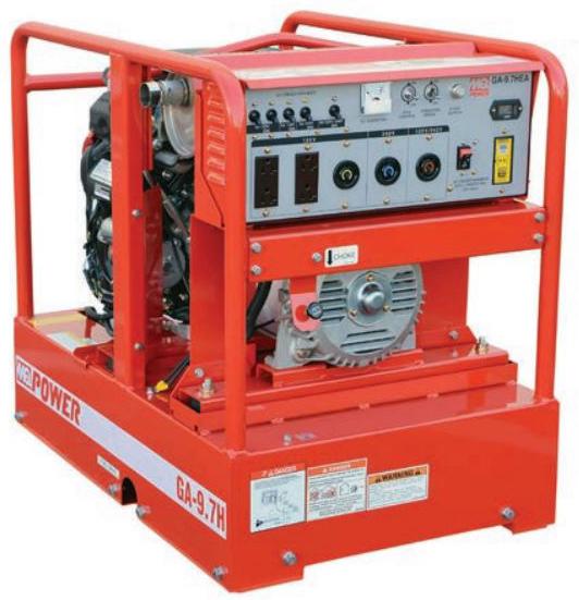 fuel multiquip filter generator