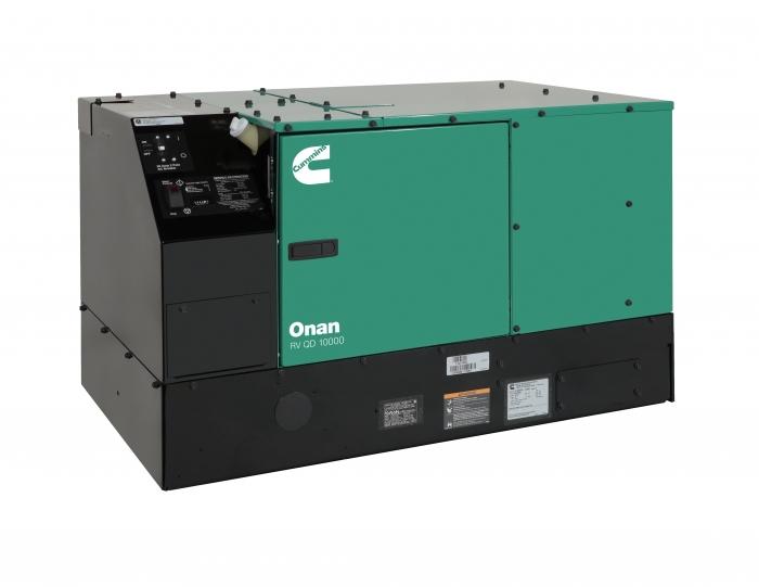 mins Onan QD 10000 RV Diesel Generator-10.0HDKCA-11506 ... Onan Propane Generator Rv Wiring Diagram on