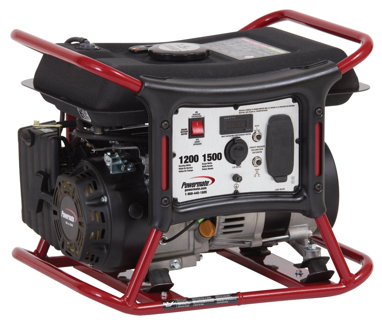 powermate portable generator pm0141200 1500 watt gas rh absolutegenerators com Coleman 1850 Generator Parts List coleman powermate sport 1850 plus generator manual