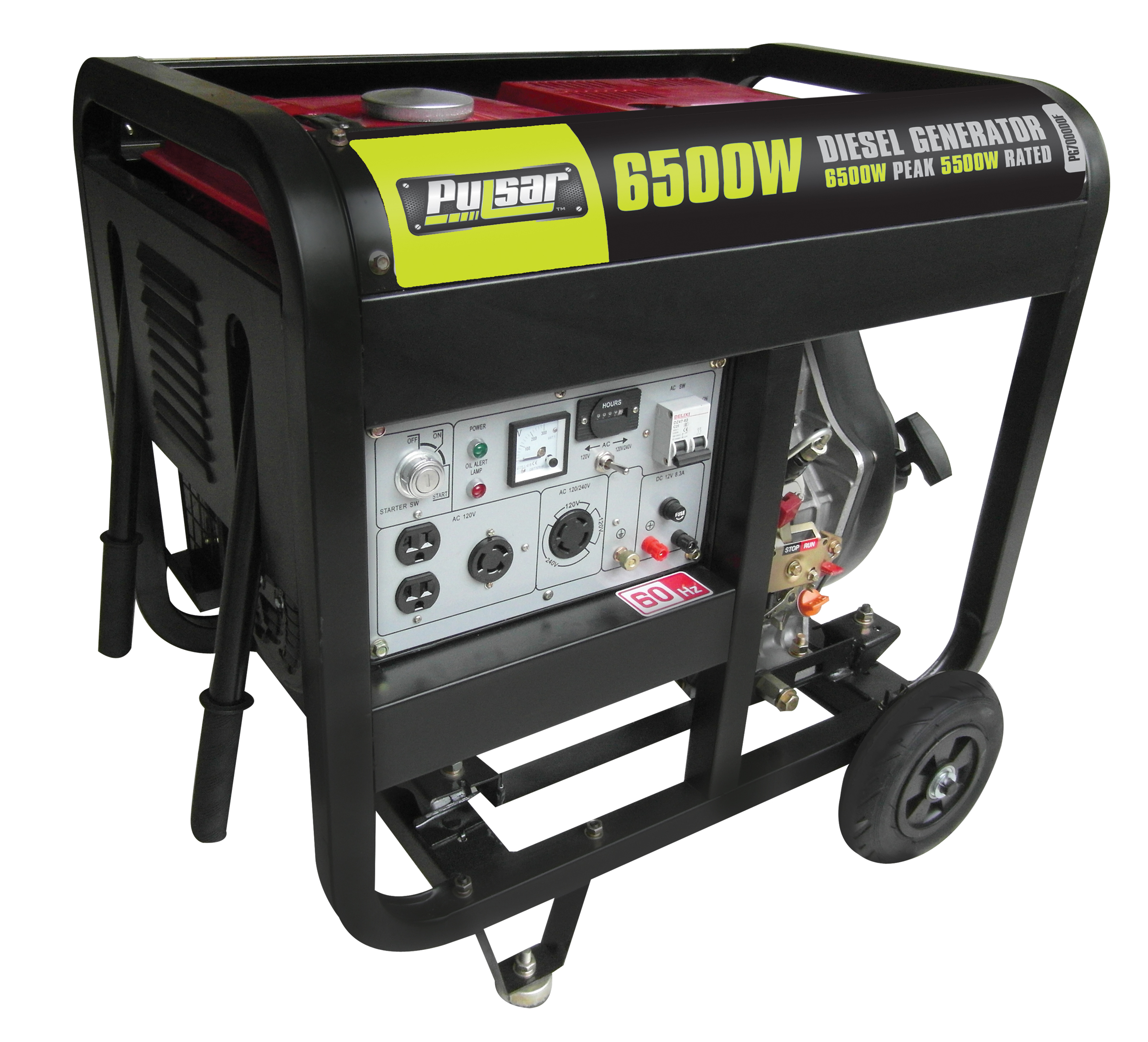 Which electric generator to choose: diesel or gasoline 60