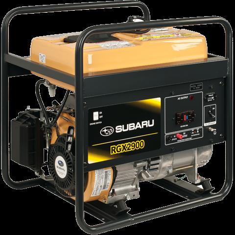 subaru portable generator rgx2900 absolute generators rh absolutegenerators com Powermate 5000 Generator 10000 Watt Portable Generator