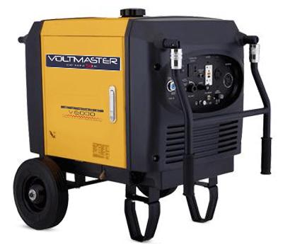 Voltmaster Inverter Generator Vi6000 6000 Watts 65 Db