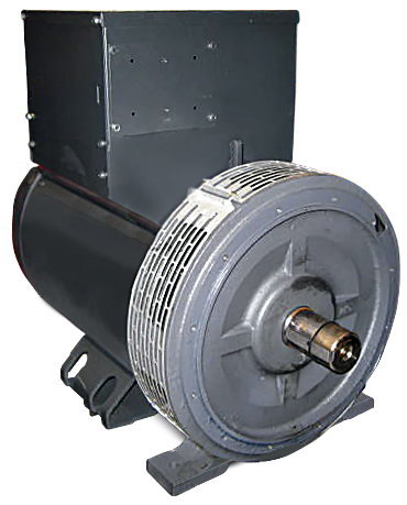 Wanco 2-Bearing Belt Drive Generator - EC50-3-480 | Absolute Generators
