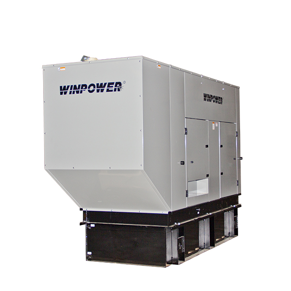 Diesel generator dr100f4 100 kw 1 phase or 3 phase liquid cooled