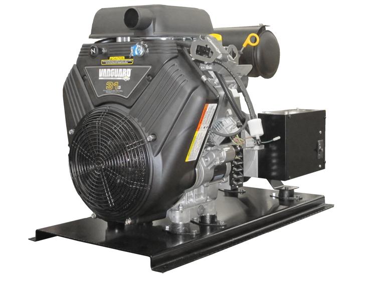 Vehicle Mounted Generator - EC18000VE, 18 kW, 31 HP Briggs & Stratton