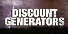 Discount Generators Refurbished Generators Used Generators