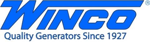 Winco PTO Generators