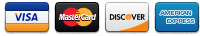 Visa Master Card Discover AMEX